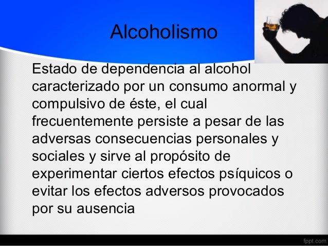 Público el medio el tratamiento contra el alcoholismo