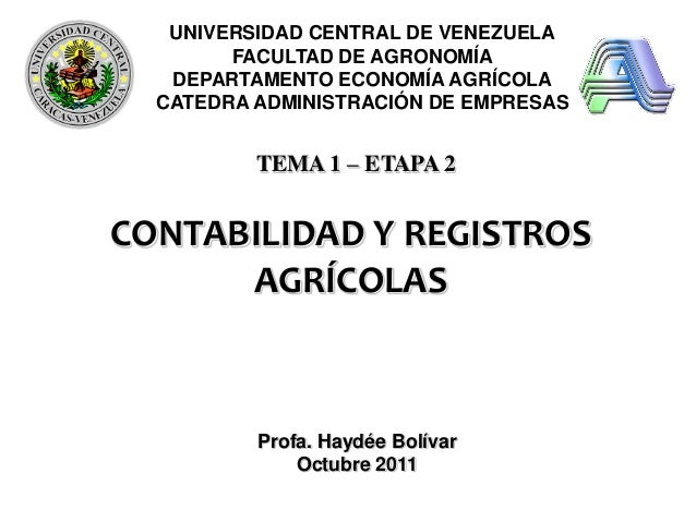 plan de cuentas contabilidad agropecuaria tournai