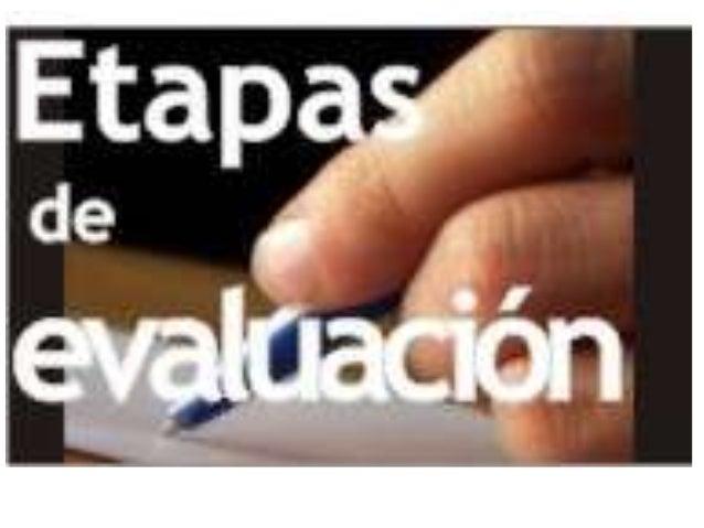 1. Identificación de criterios e             indicadores  Los teóricos de la evaluación distinguen -junto a otras  diferen...