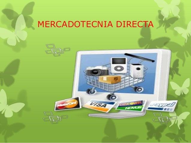 ORIENTACIÓN AL MERCADO SOCIAL - Mercadotecnia EQ 6