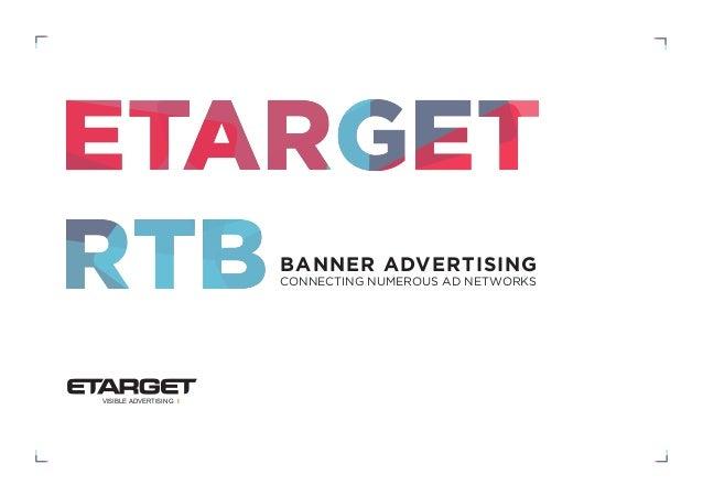 ETARGET RTB Banner Advertising