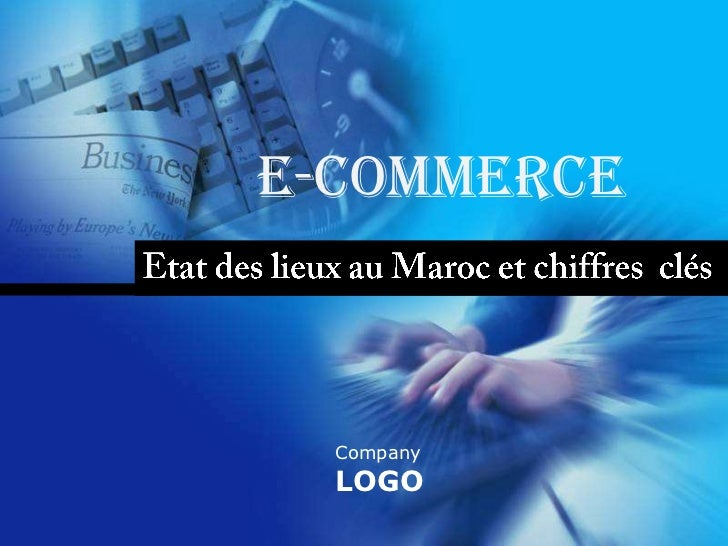 E-commerce  Company  LOGO