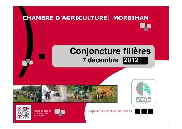 CHAMBRE D'AGRICULTURE MORBIHANBureau du 7 décembre 2012                                                                   ...