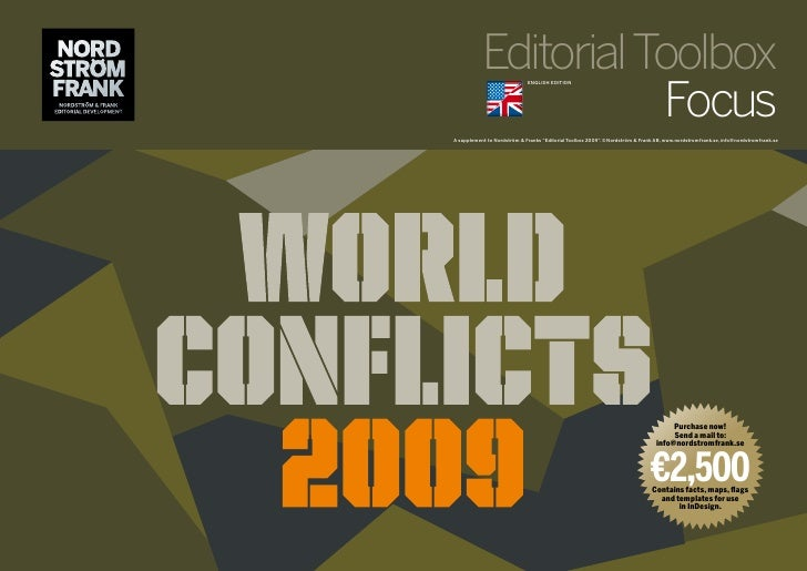 Editorial Toolbox                       Focus                              ENGLISH EdITIoN     A supplement to Nordström &...