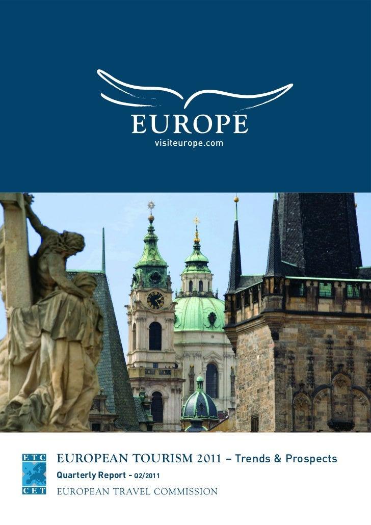 ETC - Tourism in Europe - July 2011 trends and outlook - final