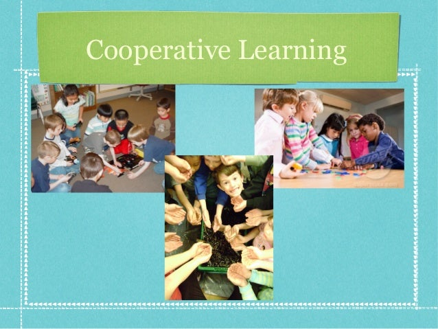 Ete 501 cooperative learning ppt