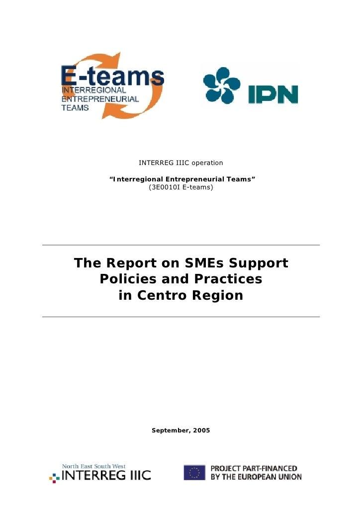 Eteams Report Centro