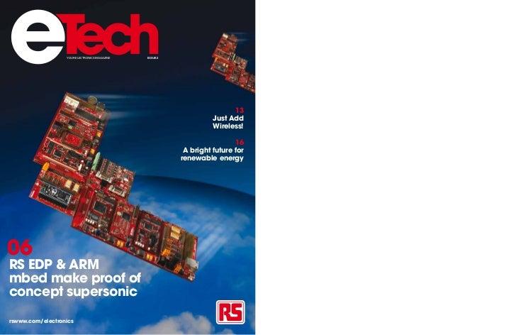 eTech Magazine - Issue 2