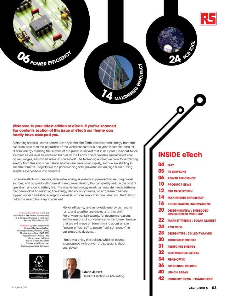 eTech Magazine - Issue 5