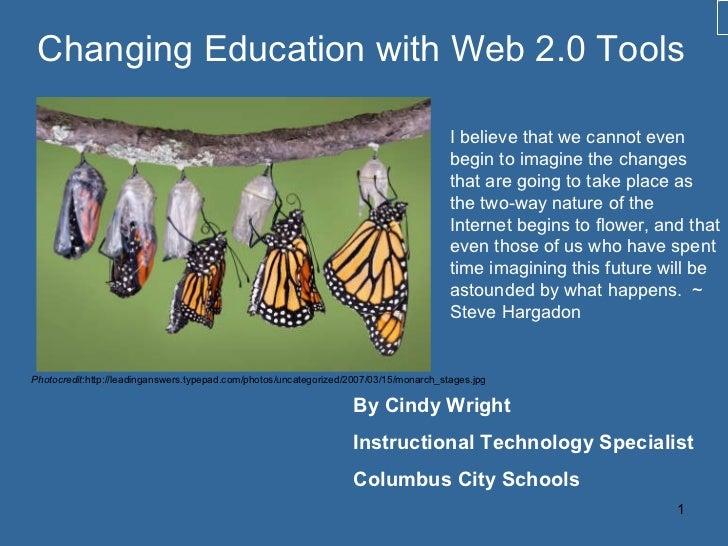 Etechohio web2.0 in education