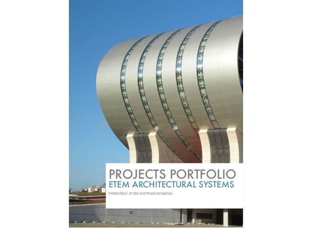 ETEM Systems Romania (ibook, pdf presentation)