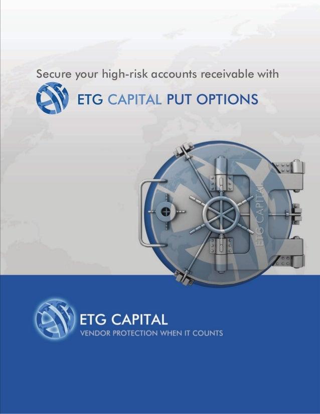 ETG Put Option Brochure