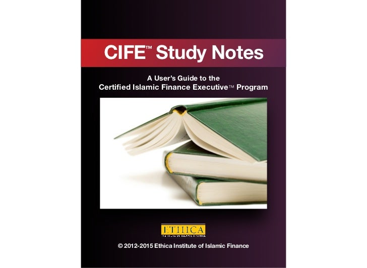 Ethica cife study_notes[1]