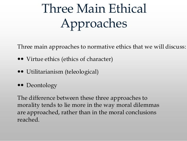 ethical framework outline Our framework for research ethics helps you to consider ethics issues during the complete lifecycle of a project and includes information and guidelines on good.