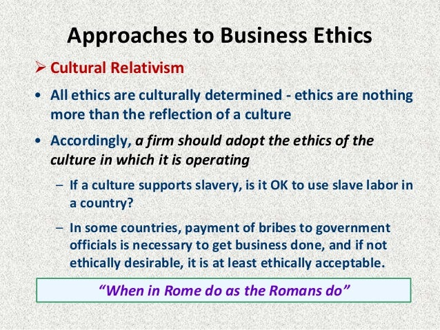 ethical relativism and cultural relativism essay A second view, which is sometimes called cultural relativism, is the view that ethical judgments and moral rules always reflect the cultural context from which they.