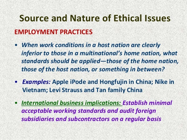 an introduction to the issue of ethical in economics Introduction to the special issue of the journal  ''economic land concessions'' results in displacement and loss of  ethical issues raised by his.