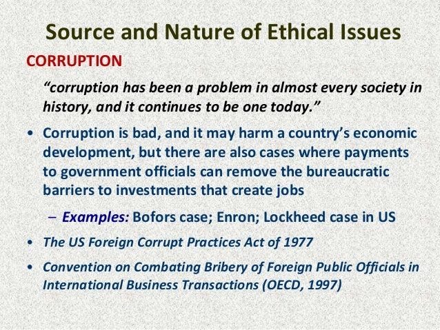 enron ethical issue The enron ethics (or: culture matters more than codes.