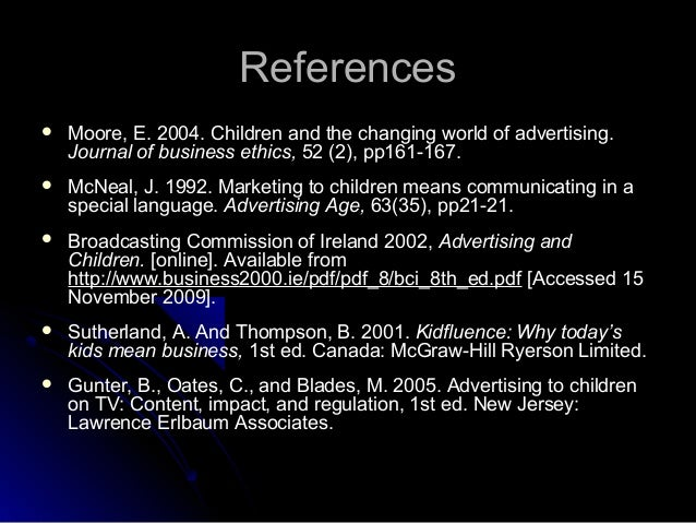 ethical and social responsibility in advertising The idea that a company should embrace its social responsibilities and ethics can bring by prioritizing social responsibility in marketing to.
