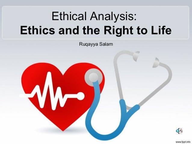 Ethical analysis salam 1.21.13