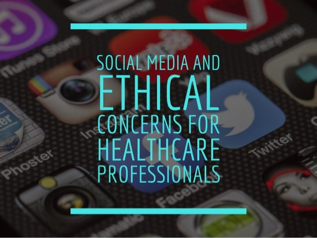 ethical guidelines for social media