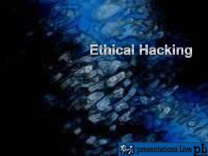 Ethical Hacking<br />