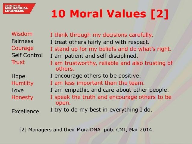 moral goodness through ethical principles
