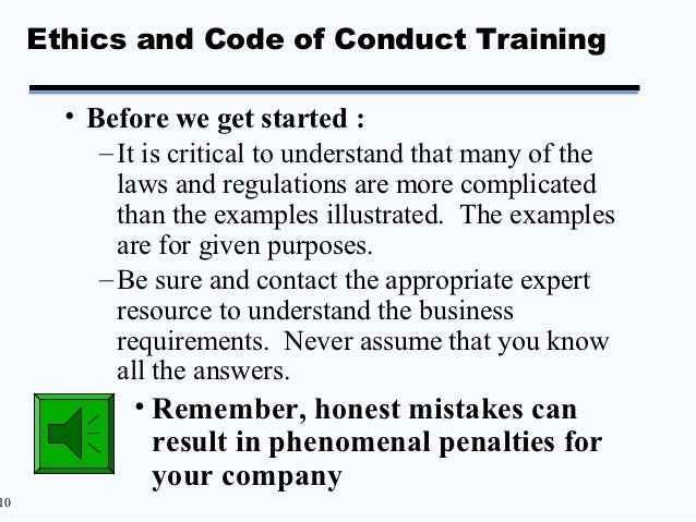 a companys code of ethics essay Code of ethics essaysbecause ethics affects the behavior of individuals on behalf of the companies that employ them, many firms are adopting codes of ethics as a business owner and an individual you are responsible for employees, customers/suppliers, the community, and society.