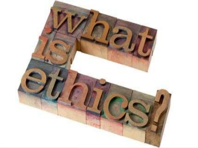 Business Ethics an Introduction