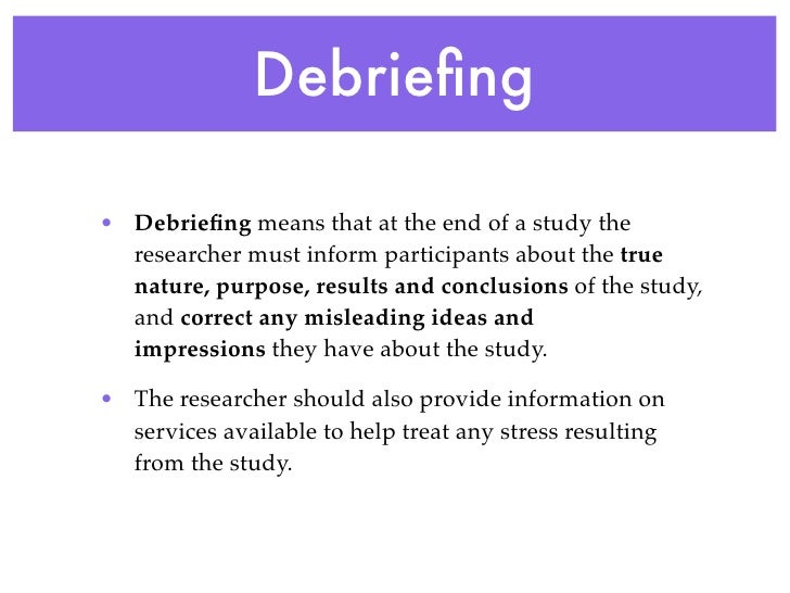 essay debriefing form Debriefing involves a person asking you organizing questions just before you type most of the problems happen in the organizing stage, and debriefing comes at the end of that stage, before you draft.