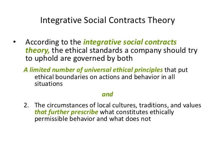 an essay on social contract theory Electronic copy available at : http ://ssrncom /abstract = 2410525 page 1 of 7 what is social contract theory the concept of social contract theory is that in the beginning man lived in the state of.