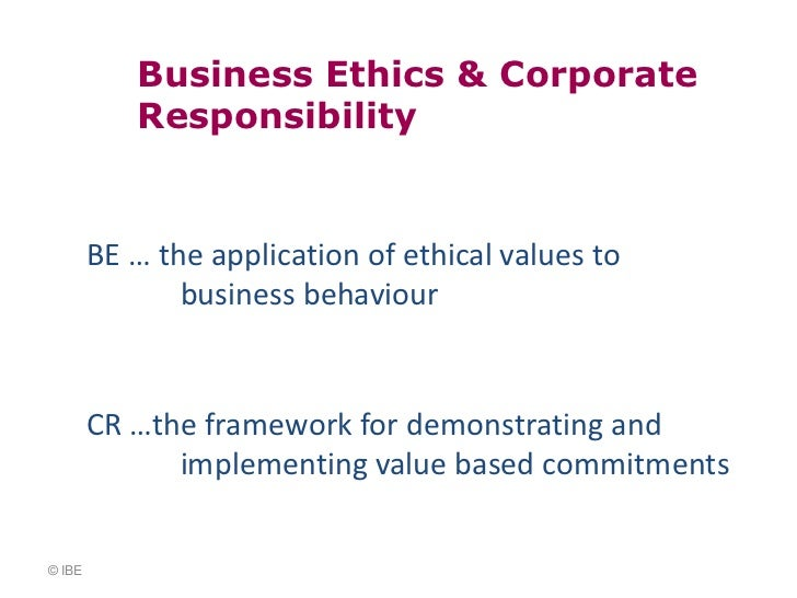 Need help on how i can relate this terms in business ethics?