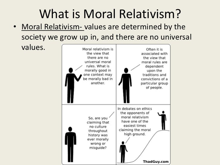 dependency thesis ethical relativism Ethical relativism is the theory that there are no universally and a dependency thesis it is often confused with the normative thesis of ethical relativism.