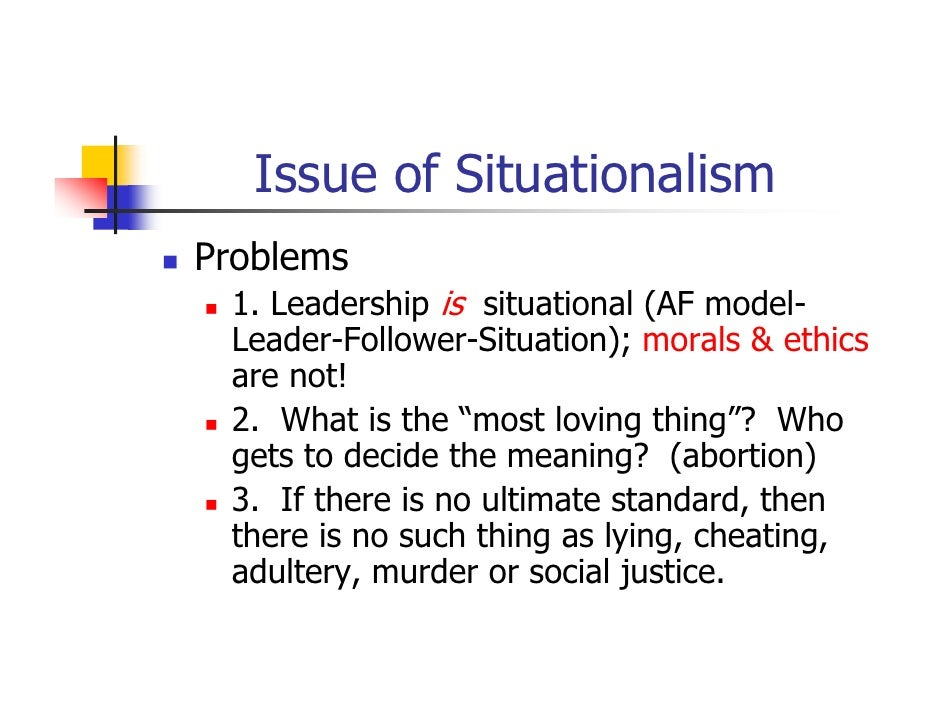 jeanne lewis essay situational leadership