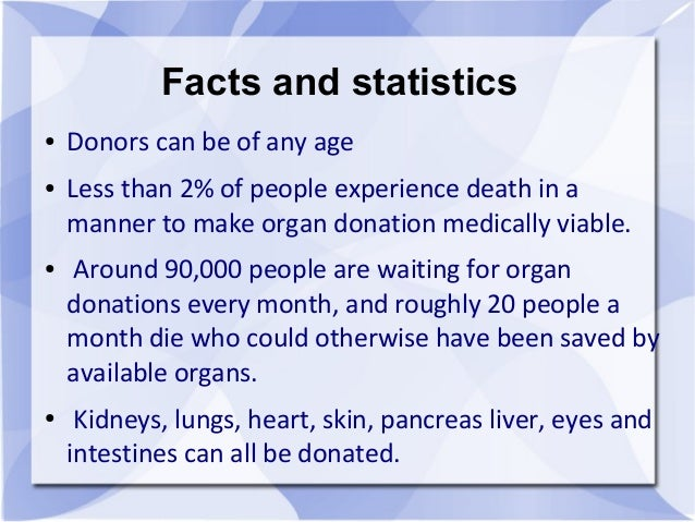 pros and cons of organ donation essay Organ donation is a highly admirable and responsible thing to do, and is one of  the most genuine ways to do something heroic and to potentially save.