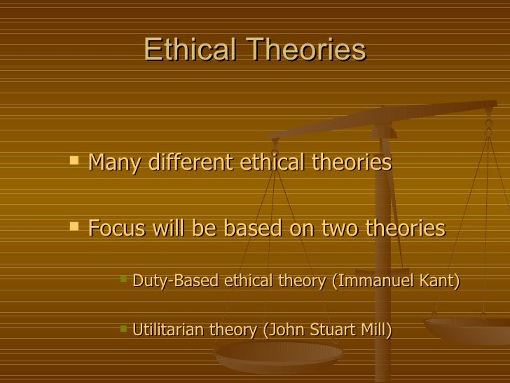 a moral code according to immanuel kant and john stuart mill In this lecture, sandel introduces john stuart mill's improved version of utilitarianism, which attempts to reconcile a consequentialist ethical principle with the notion of individual and minority according to kant, we have an absolute duty to act on the basis of the moral principles that are the result of our own rationality.