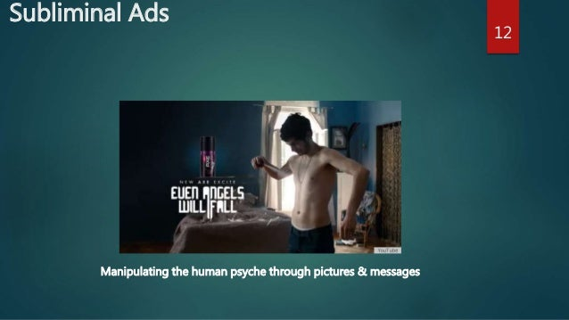 Ethics of subliminal messaging?