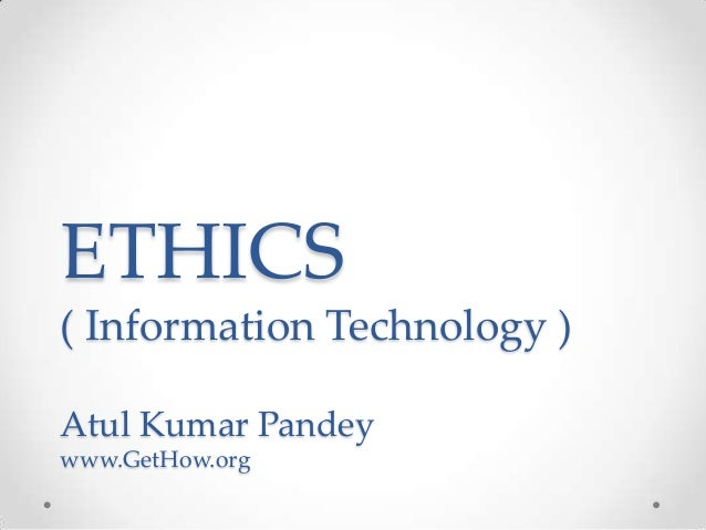 ethics and technology in education Tag archives: educational technology ethics module for technology applications in education college of education.