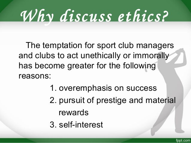 Sports Management Master Dissertation Topics - Write