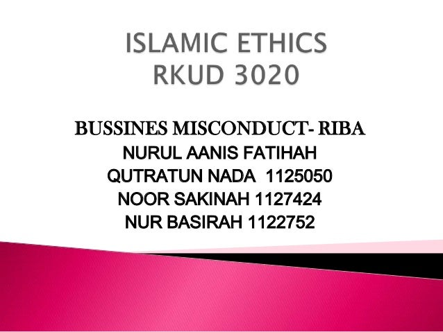 islamic ethics in engineering Download pdf(130kb) ethical principles ever cognizant of the profound interrelationship of their profession with both human society and nature, civil engineers shall work for the development of technology, deepen and consolidate their knowledge, contribute by means of their wisdom, skills, and virtues to both the peace and prosperity of the.