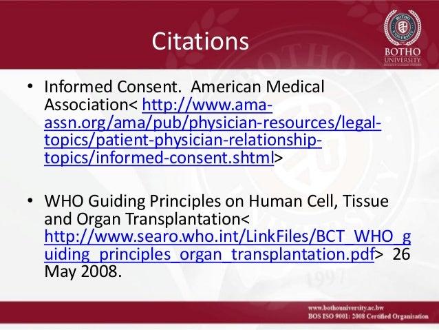 organ transplantation and ethics Ethics & organ transplantation 1 ethics and organ transplantation 2 objectives • introduction • history • types of organ transplant.