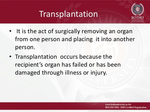 the debate regarding the ethical issues about organ donation and transplantation This article is to briefly explore the ethical issues involved in organ host of different ethical debates 9 considerations regarding organ transplantation.