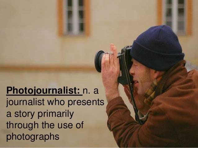 the ethics of photojournalism The photojournalistic tradition of trying not to play a role in the scene you're  shooting doesn't answer every ethical dilemma while the viewing.