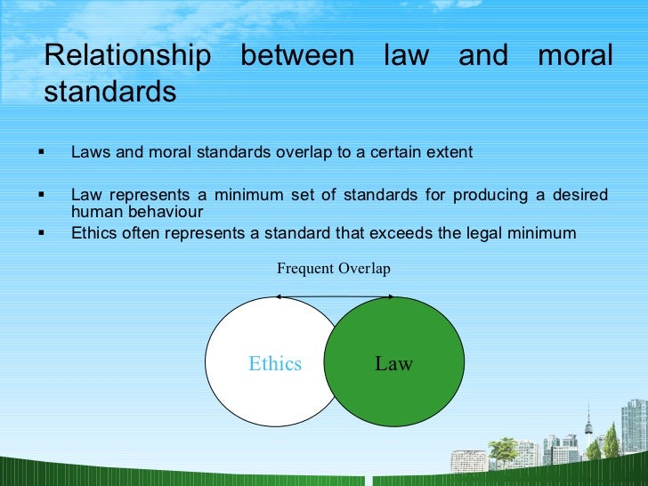 and morals essay law and morals essay