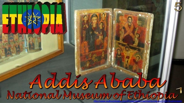 Addis Ababa, The National Museum1