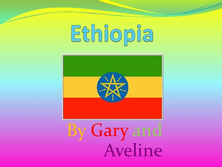 Ethiopia-Aveline & Gary