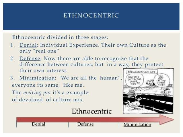 an overview on ethnocentrism This chapter introduces two ways of measuring ethnocentrism—a primary measure based on stereotyping and a secondary measure based on sentiment—and discusses the application of these measures to test three basic claims about ethnocentrism in the contemporary united states it also investigates the relationship between ethnocentrism.
