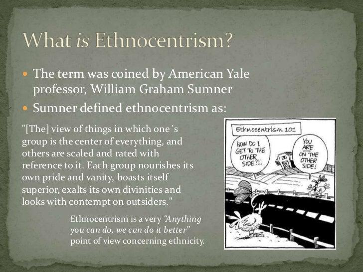 ethnocentrism essays
