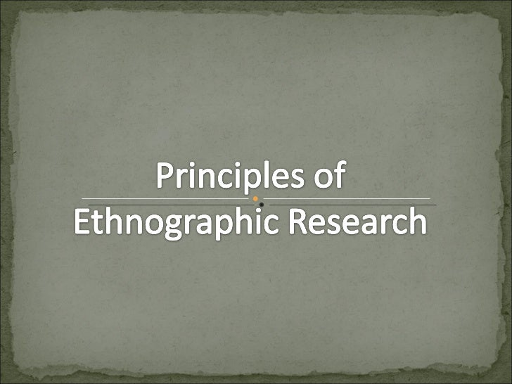 What Is Ethnography in the Social Sciences? - ThoughtCo