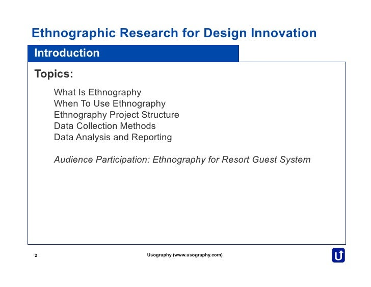 Technical Research Paper Example