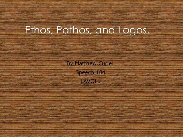 ethos pathos logos i have a dream speech Rhetorical analysis of i have a dream speech by martin luther king jr  king cleverly makes use of the rhetorical devices — ethos, pathos and logos — using .